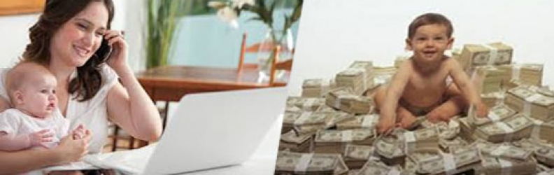 A substantial Income When You Work from Home